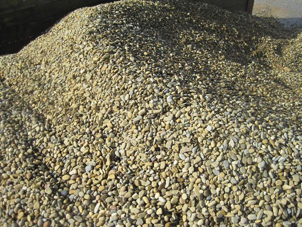 Photograph of 20mm Gravel