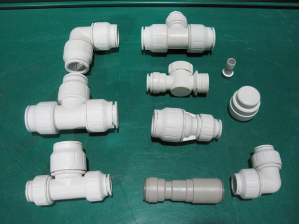 Photograph of Speedfit fittings