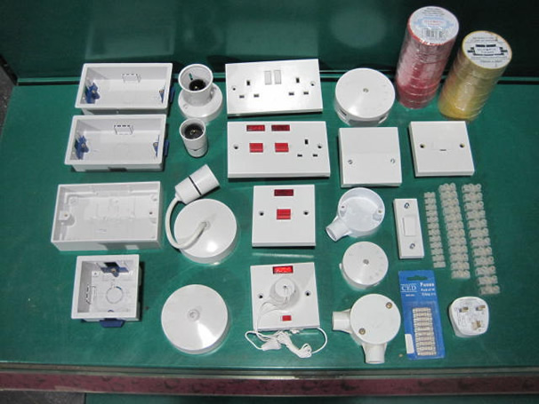 Photograph of Electricals