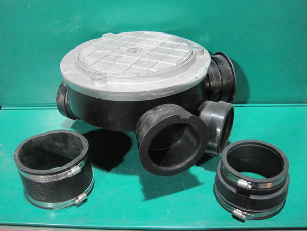 Photograph of Mains Drains