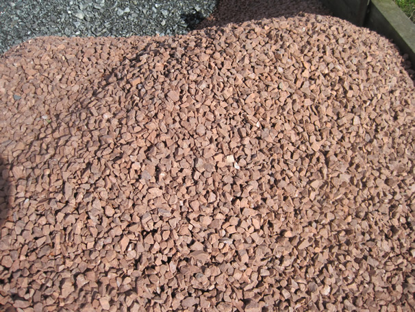 Photograph of Red Granite